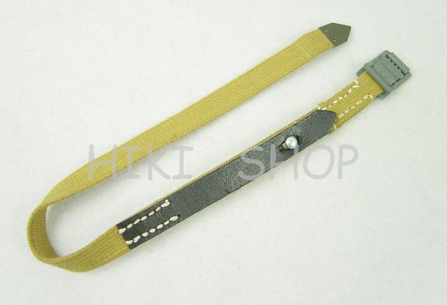 WW2 German DAK tropical webbing mess tin straps high quality