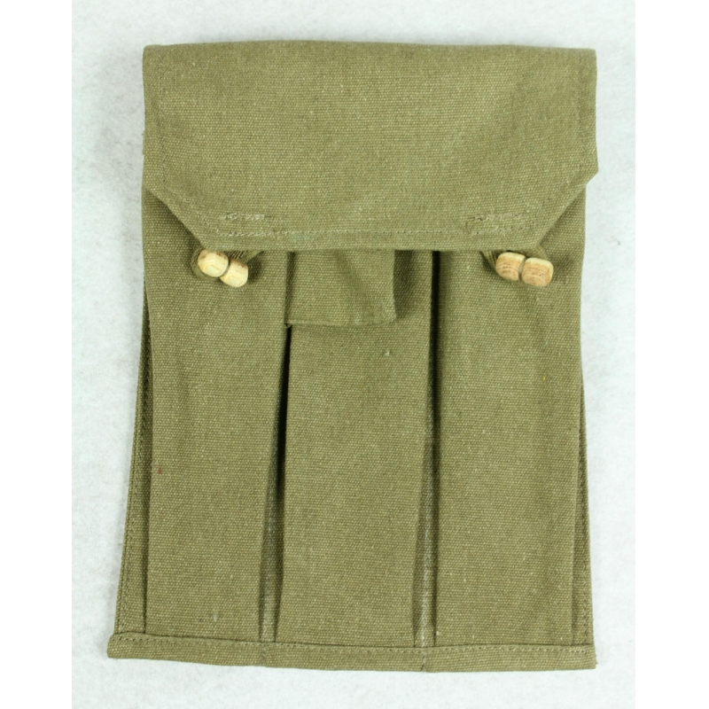 WW2 Soviet Red Army PPSH Ammo Pouch Gray Reproduction