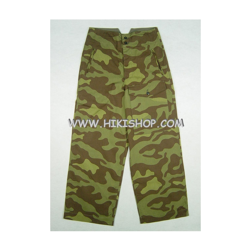 WW2 German M29 Italy Italian Camo Trousers Pants
