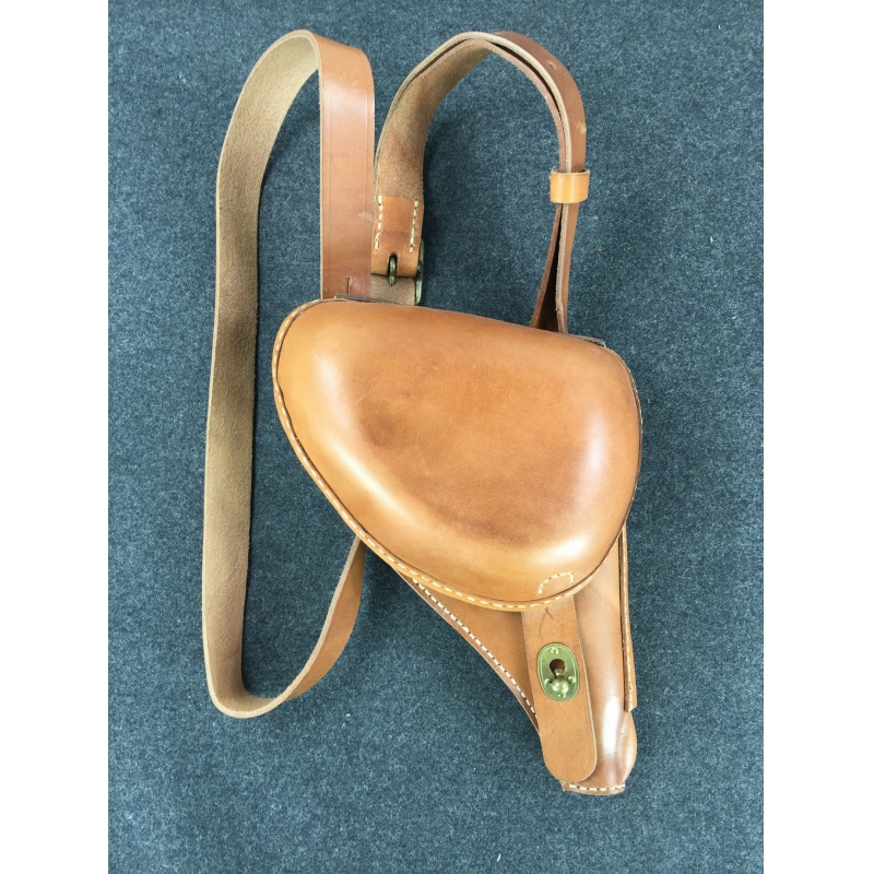WWII IJA Type 26 T26 Leather Holster